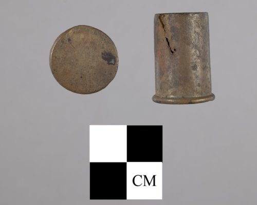 Bullet Cases from Fort Zarah, 14BT301 - Page