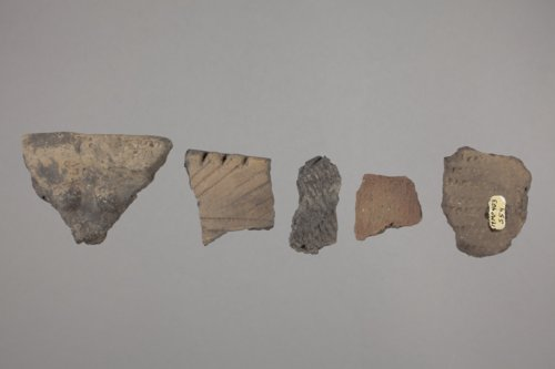 Pottery from the Miller Site, 14MP403 - Page