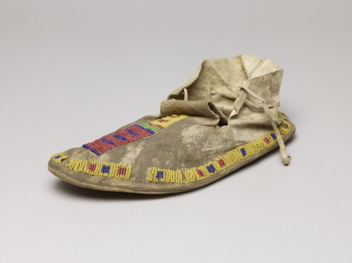 Shoshone Moccasin - Page