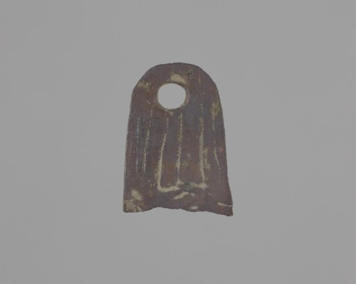 Pendant Fragment from the Village on Pawnee Fork, 14NS403 - Page