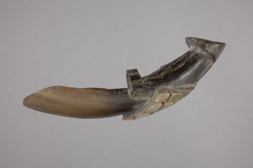 Carved Horn Scoop - Page