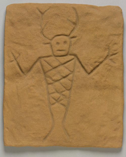 Cast of Petroglyph at 14EW301 - Page