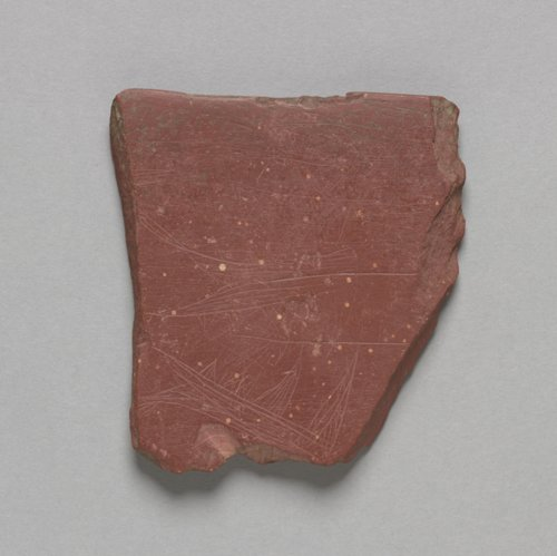 Incised Plaque from the Leary Site, 14BN1336 and 25RH1 - Page