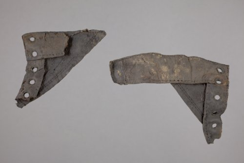 Shoe Fragments from the Pottawatomi Mission, 14SH325 - Page