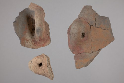 Ceramic Handles from the Tobias Site, 14RC8 - Page