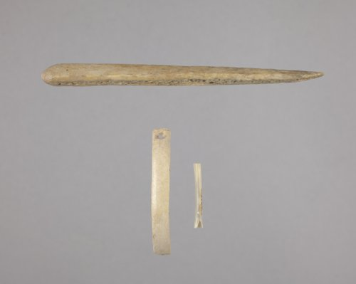 Bone Artifacts from the Paint Creek Site, 14MP1 - Page
