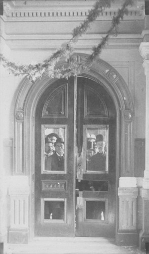 Door to the House of Representatives, Kansas Capitol, Topeka, Kansas - Page