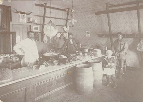 H. F. Davis Meat Market, Colby, Kansas - Page