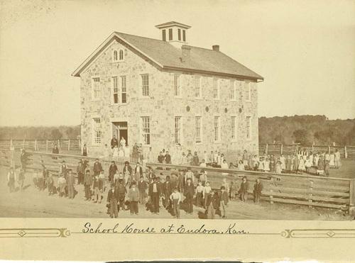 Eudora School, Eudora, Kansas - Page