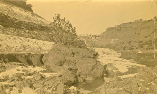 Abo River, Abo Canyon, New Mexico - Page