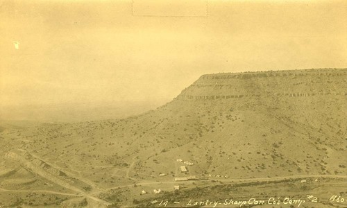Lantry-Sharp Construction Company's Camp, Abo Canyon, New Mexico - Page