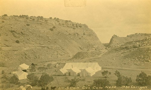 Lantry-Sharp Construction Company, Abo Canyon, New Mexico. - Page