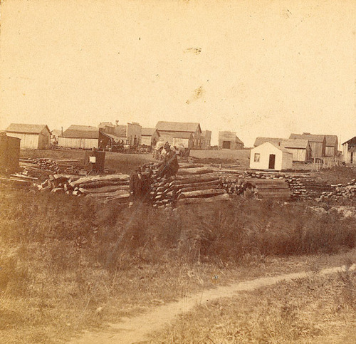 Image of Tonganoxie, 1867.
