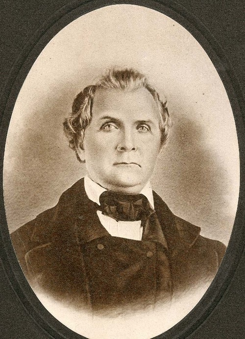 Portrait of Thomas Johnson