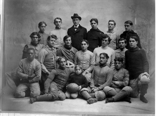 Washburn University football team, Topeka, Kansas - Page