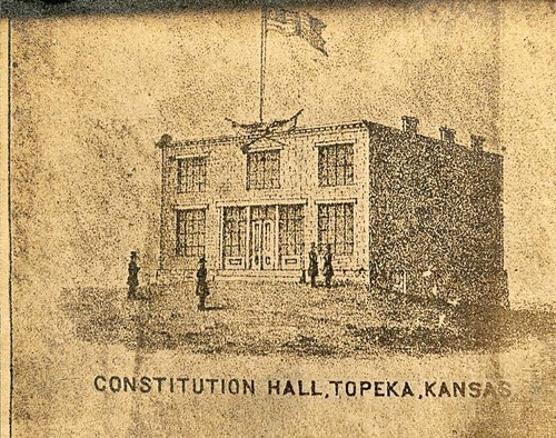 Constitution Hall, Topeka, Kansas - Page