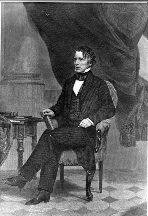 Franklin Pierce - Page