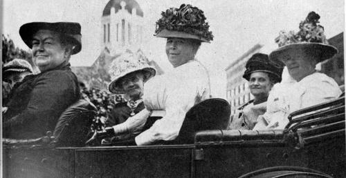 Suffragettes, Topeka, Kansas - Page