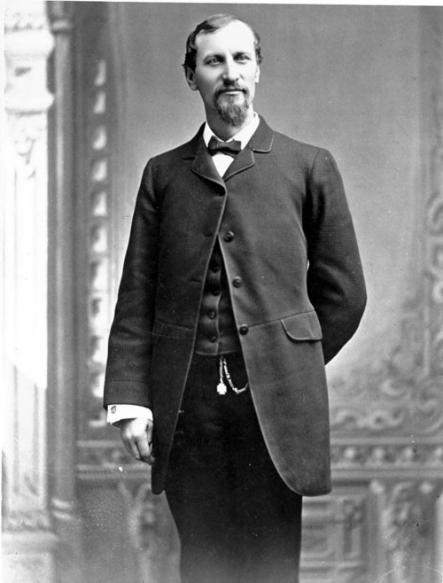 Fred Harvey - Page