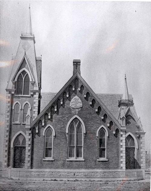 Welsh Congregational Church, Emporia, Kansas - Page