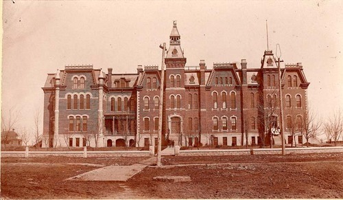 Kansas State Normal School, Emporia, Kansas - Page
