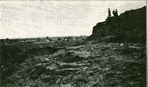 Pawnee Rock, Kansas - Page