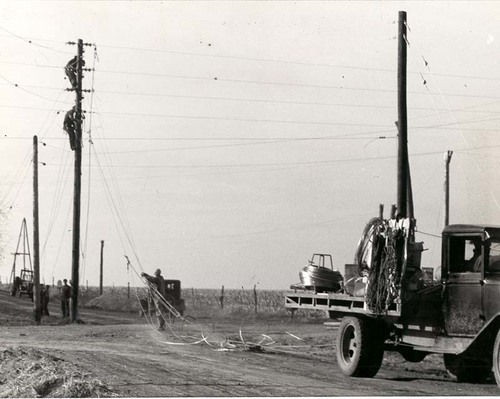 Rural Electrification Administration, Brown County - Page
