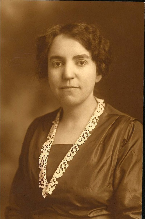Nellie Cline - Page
