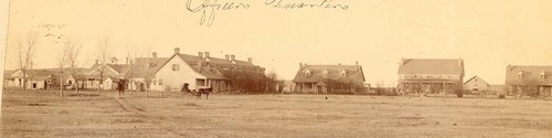 Officer's Quarters, Fort Dodge, Kansas - Page