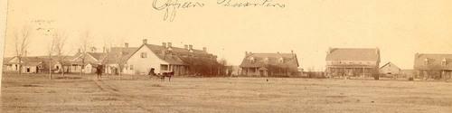 Officers' Quarters, Fort Dodge, Kansas - Page