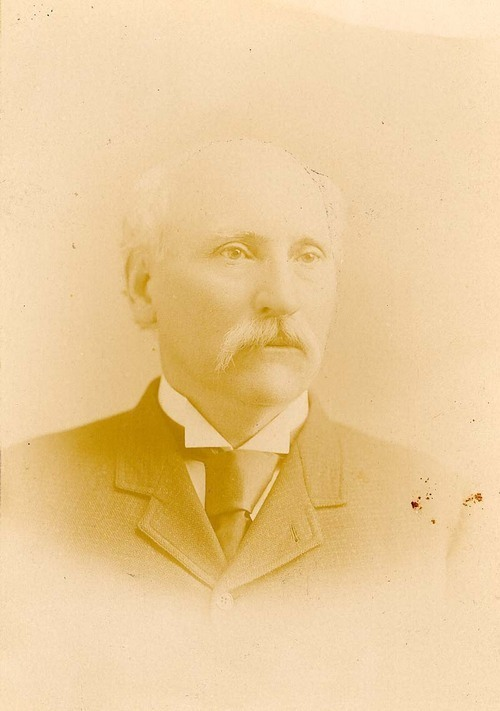 Samuel Johnson Crawford - Page