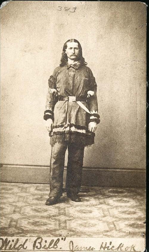 "James Butler ""Wild Bill"" Hickok - Page"