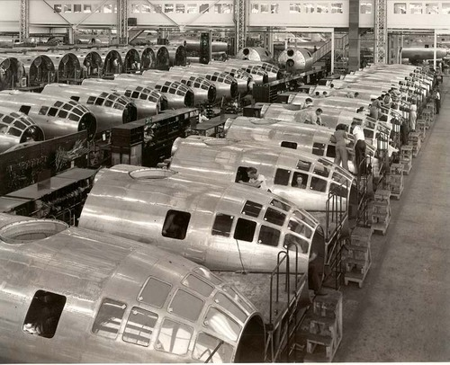 Boeing Airplane Company, Wichita, Kansas - Page