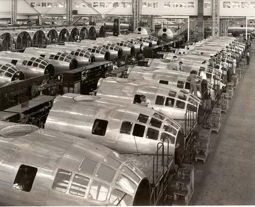 Boeing Airplane Company, Wichita, Kansas - Page