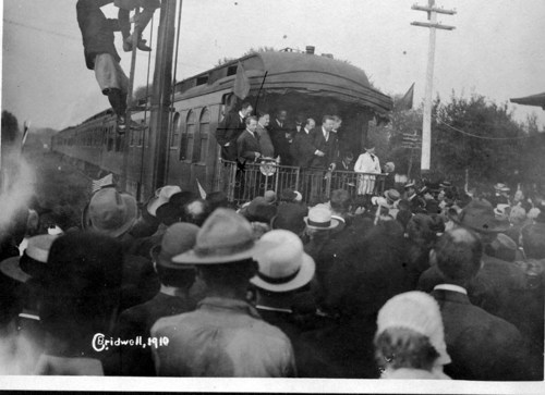 Theodore Roosevelt at Baldwin, Kansas - Page
