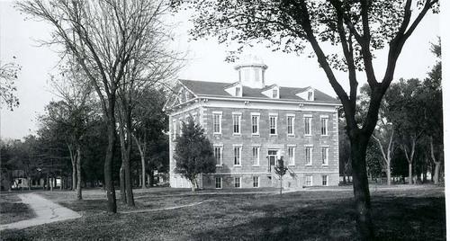 Ottawa University, Ottawa, Kansas - Page