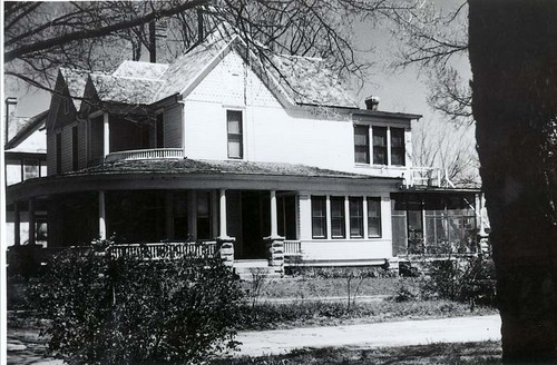 William Inge's childhood home, Independence, Kansas - Page