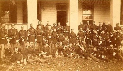Officers, Fort Leavenworth, Kansas - Page