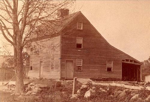 John Brown birthplace - Page