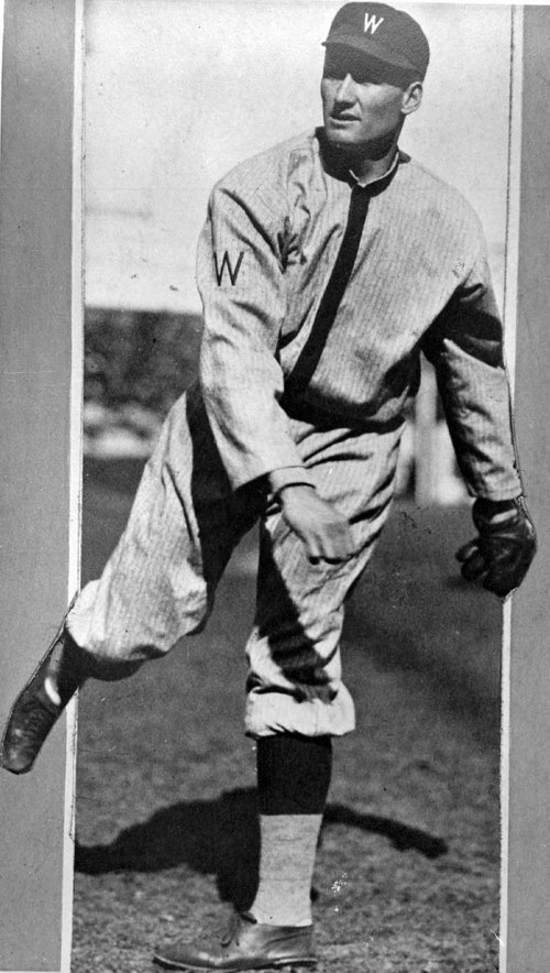 Walter Johnson - Page