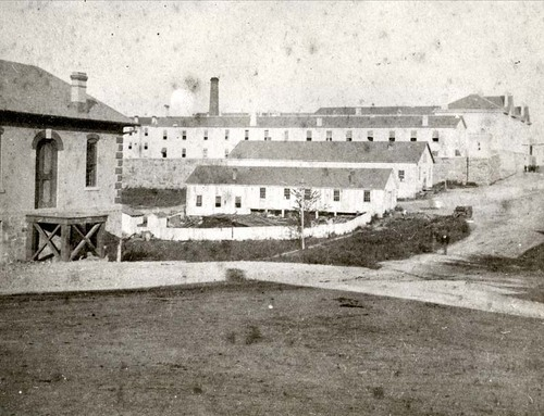 Military prison, Fort Leavenworth, Kansas - Page