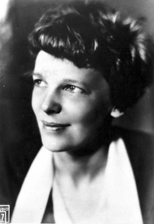 Amelia Earhart - Page