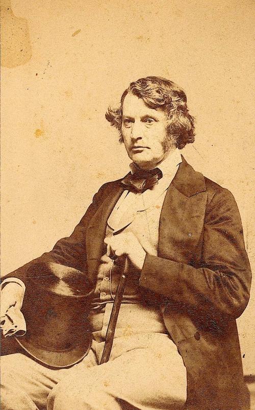 Charles Sumner - Page