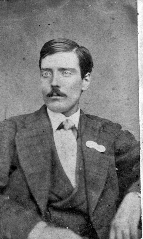 Edward J. Masterson - Page