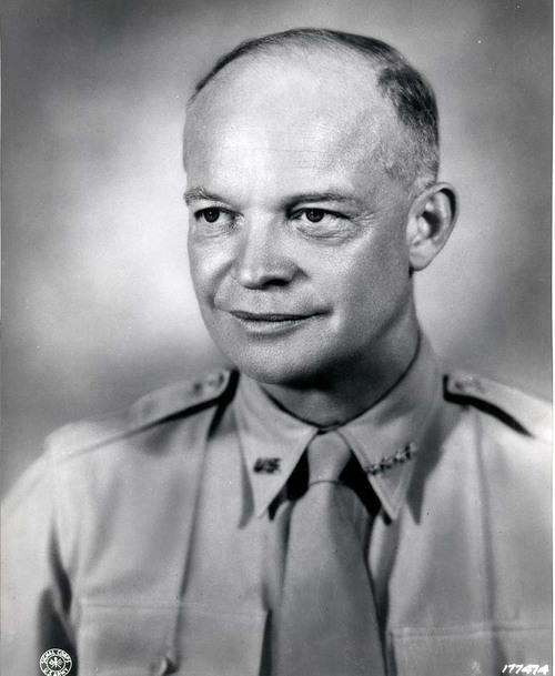 Dwight David Eisenhower - Page