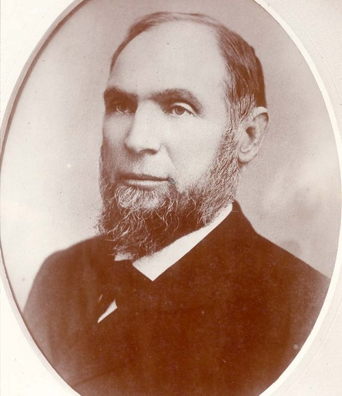 George Washington Glick, Kansas Governor - Page