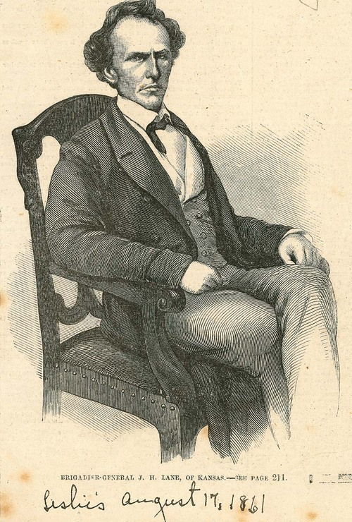 James Henry Lane - Page