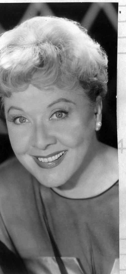 Photograph of Vivian Vance