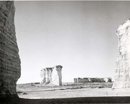 Monument Rocks, Gove County, Kansas - Page