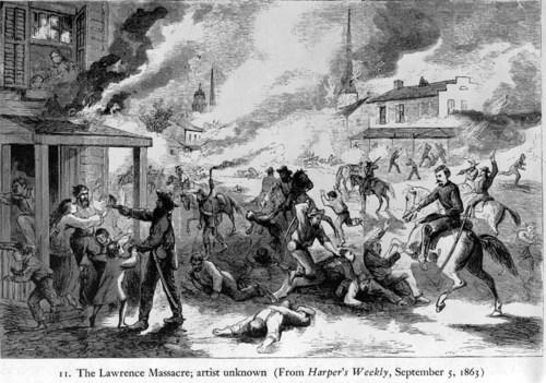 Lawrence Massacre - Page